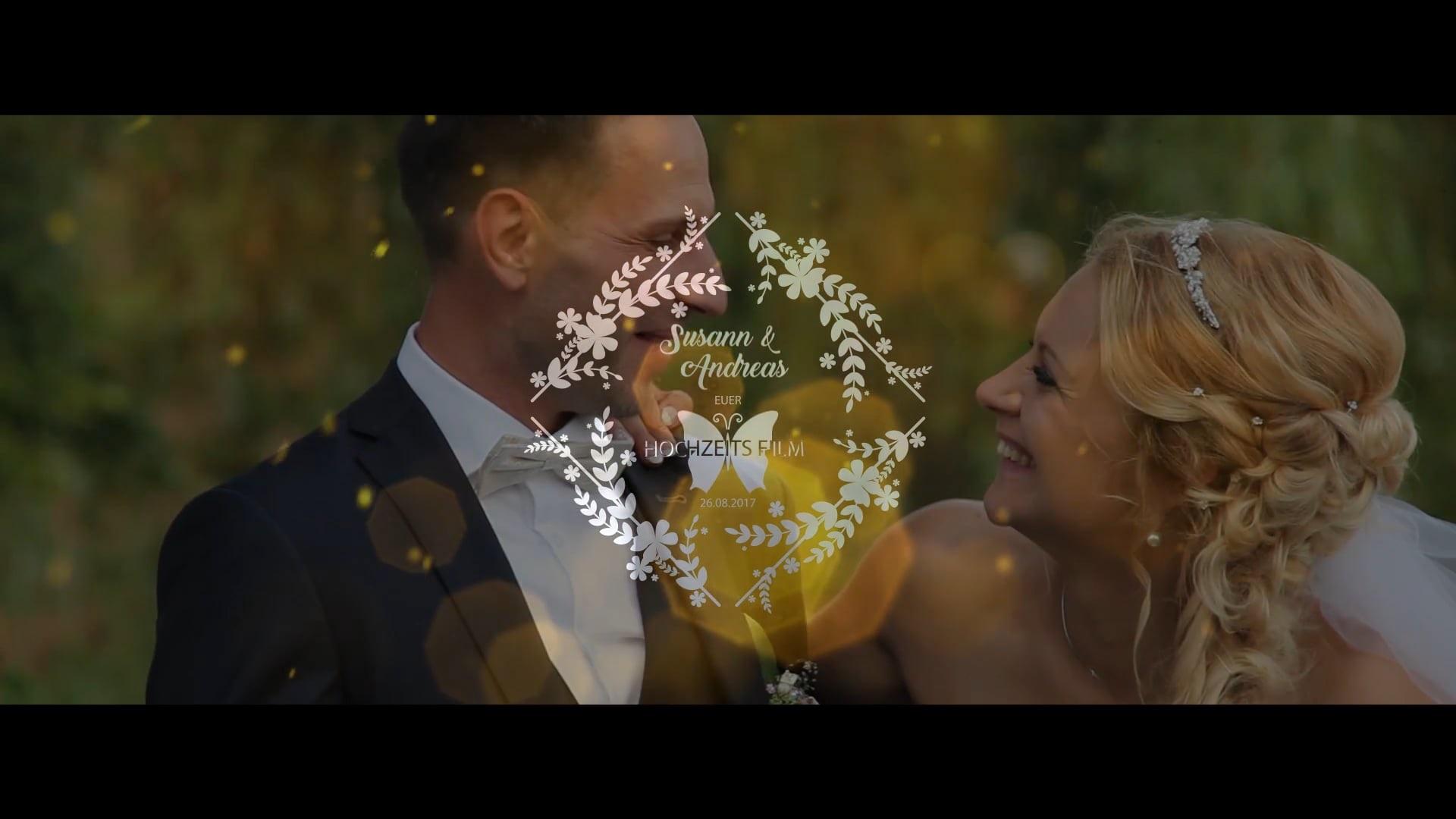 Andreas und Susanns Hochzeitsfilm