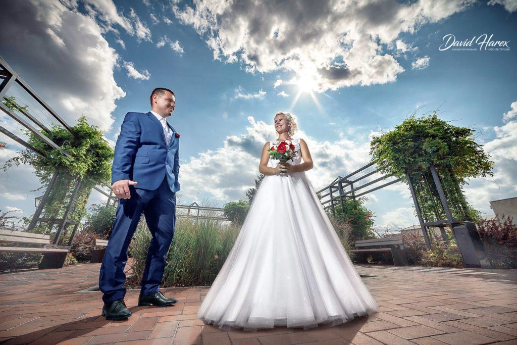 Traumhaft schöne Hochzeitsfotos vom Hochzeitsfotografen aus der Region zum Beispiel aus Peitz oder Cottbus